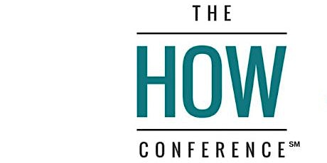 TheHOWConference VIRTUAL Event - Birmingham tickets