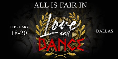 All is Fair in Love and Dance tickets