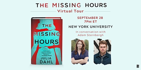 The Missing Hours: Julia Dahl in conversation with Adam Sternbergh tickets
