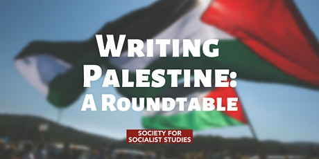Writing Palestine: A Roundtable tickets