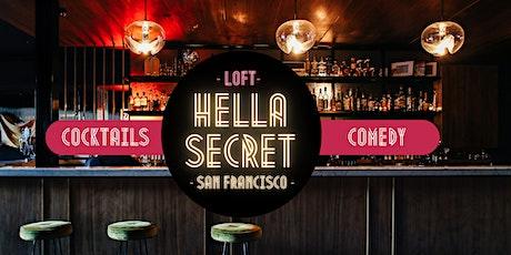 SFs Secret Loft Comedy Night in the Mission tickets