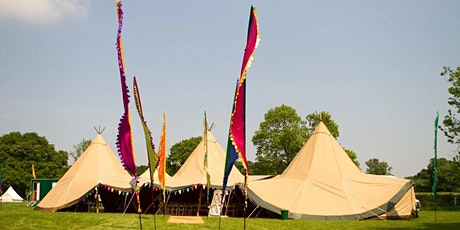 Elite Tents' Tipi & Sailcloth Showcase at Kingstanding Farm tickets