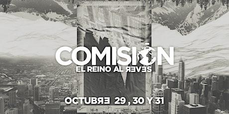 Conferencia COMISIÓN 2021 tickets