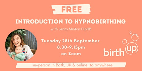 FREE Introduction to Hypnobirthing tickets