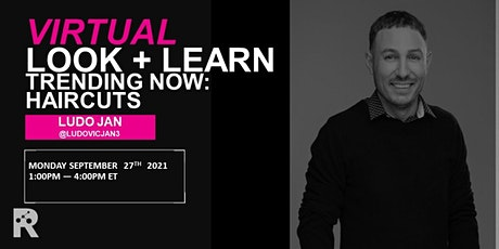 REDKEN CANADA - TRENDING NOW: HAIRCUTS W/ LUDO JAN tickets