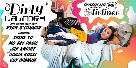 Dirty Laundry Comedy Show tickets