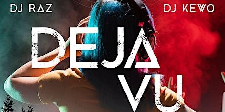 Dèjà Vu 16+ by SIXTYSIX Club Tickets