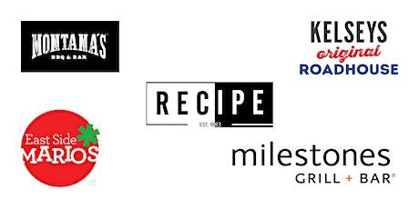 Recipe Unlimited - Restaurant Opportunities tickets