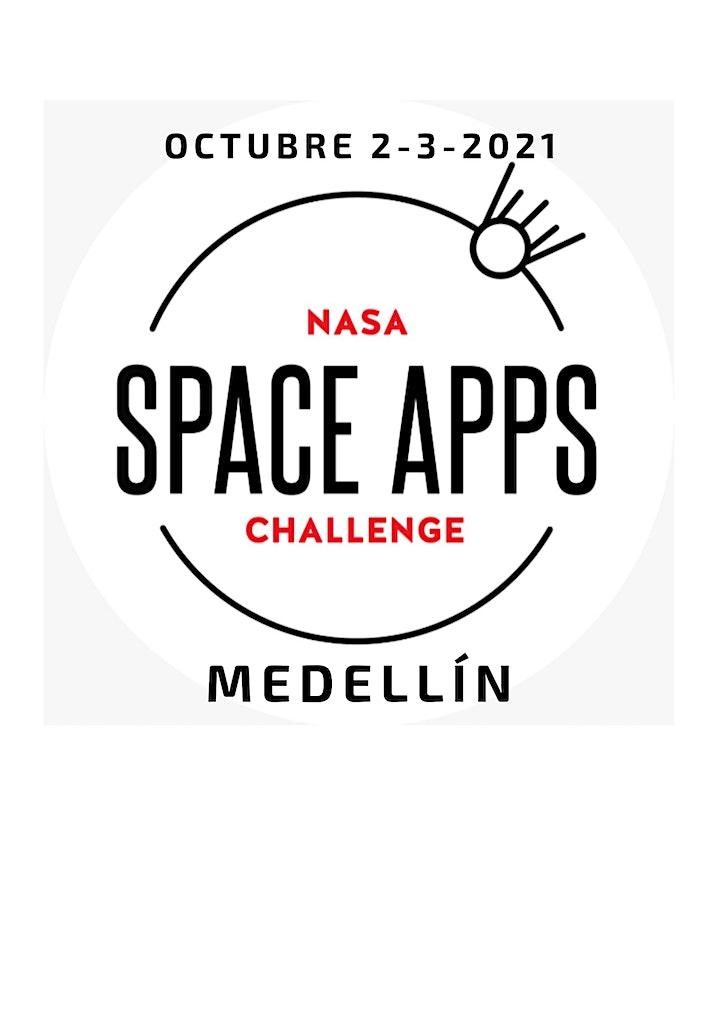 Imagen de NASA Space Apps Challenge Medellín