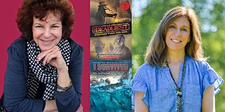 Lauren Tarshis and Deborah Hopkinson |  I Survived & The Deadliest Diseases tickets