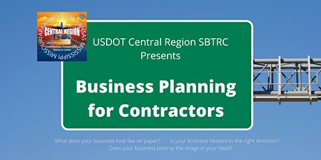 Business Planning for Contractors tickets
