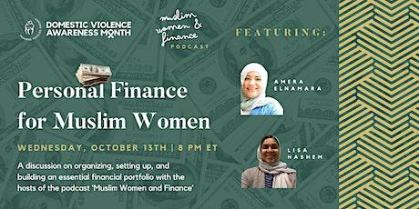 Personal Finance for Muslim Women tickets