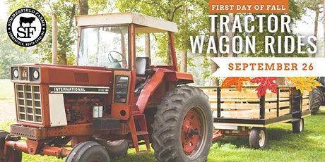 First Day of Fall Wagon Rides 2021 tickets
