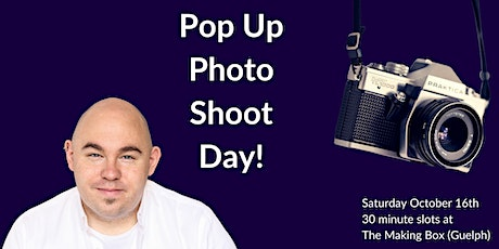 Pop Up Photoshoot Day tickets
