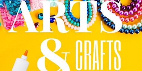 Arts & Crafts tickets