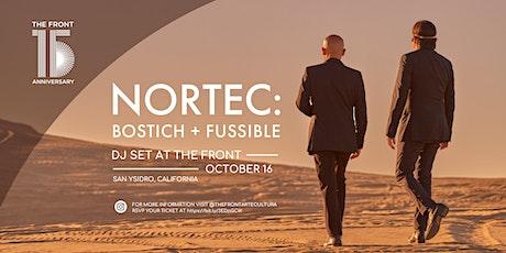 Nortec: Bostich + Fussible DJ Set At The FRONT Arte y Cultura tickets