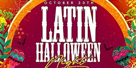 Latin Halloween Night   tickets
