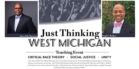 Just Thinking West Michigan: Biblical Training Event tickets
