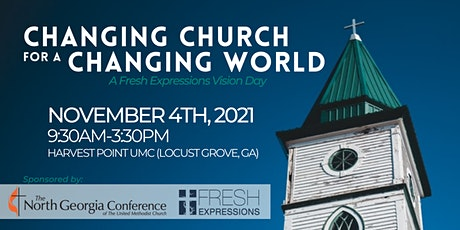Changing Church for a Changing World (Atlanta Metro) tickets