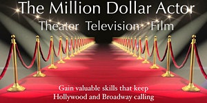The Million Dollar Actor  #RichInTalent