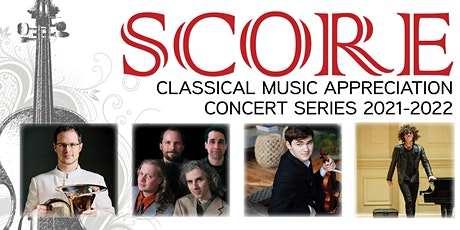 SCORE: Bach to the Future tickets