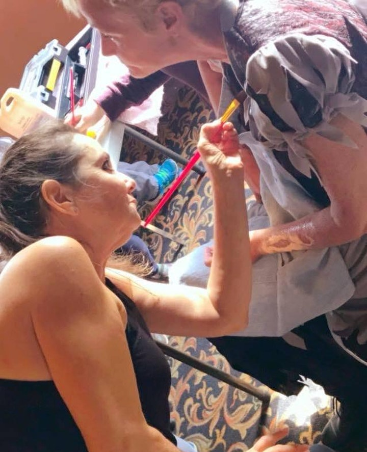 SPFX Makeup -Sculpture Techniques - The Clay Board image