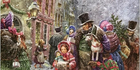 A Galloway Glens Christmas card tickets
