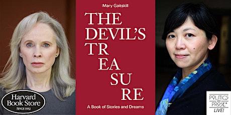 P&P Live! Mary Gaitskill | THE DEVIL'S TREASURE with Yiyun Li tickets