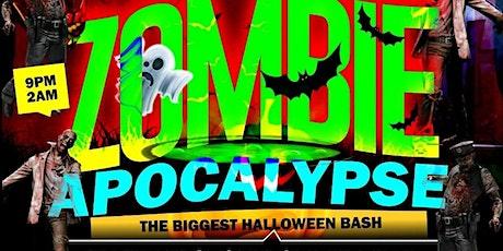 Zombie Apocalypse Halloween Bash tickets