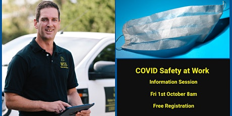 COVID Safety Information Session tickets