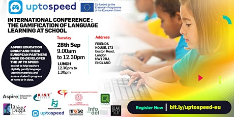 Up to Speed International Multiplier Conference tickets