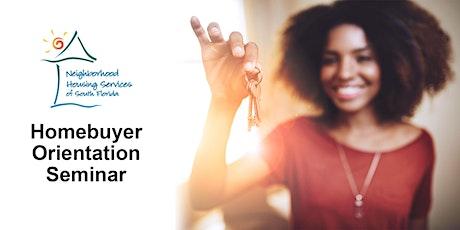 Homebuyer Orientation Seminar 11/8/21 (Creole) tickets