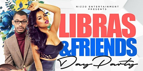 Libras & Friends Day Party tickets