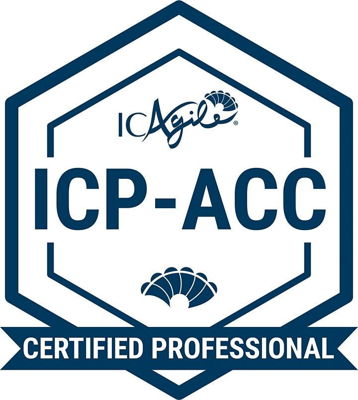 ICAgile Coach Certification (on-line interactive program) image