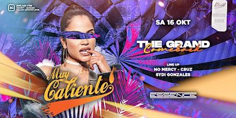 Muy Caliente | The Grand Comeback | Sa. 16. Oktober | Essence Tickets