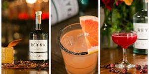 Reyka Vodka Cocktail Class - Iceland Day at NORTH...