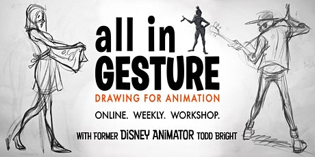 Drawing Workshop with Former DISNEY ANIMATOR tickets