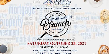 Harbor Trust Realty October Home Buyers Seminar tickets