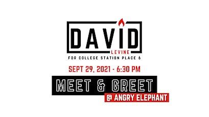 David Levine - Meet & Greet tickets