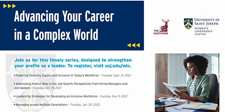 Implicit Bias in the Job Search: Perspectives from Managers and Job Seekers tickets