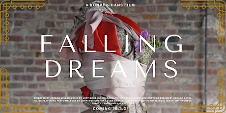 Falling Dreams: Virtual Release Party! tickets