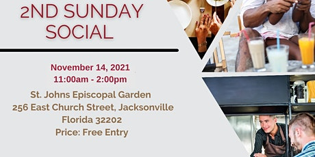 Cathedral District Second Sunday Social & Market November tickets