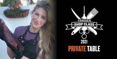 Beef Ribs, Spaghetti Squash, & Maple Smoked Blueberry Pie with Kelly Cahoon tickets
