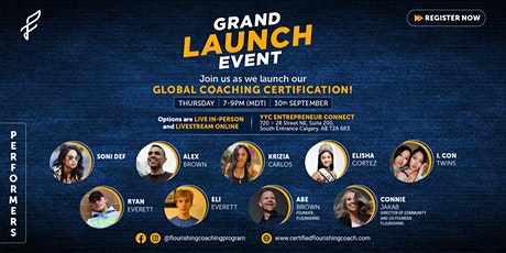 Grand Launch: Global Coach Certification tickets