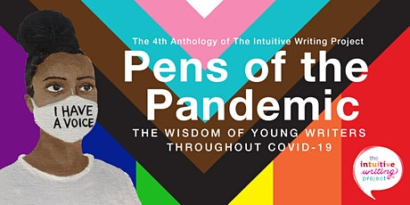 Pens of the Pandemic Book Launch, Reading & Celebration tickets