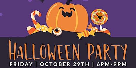 Chozen Halloween Party 2021 tickets