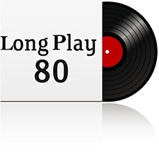 Long Play 80 logo