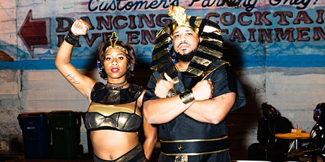 """MILLENNIUM AGE HOSTS: """"SILENT PARTY"""" CLEVELAND"""" HALLOWEEN COSTUME EDITION"""" tickets"""