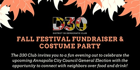 Fall Festival Fundraiser & Costume Party! tickets