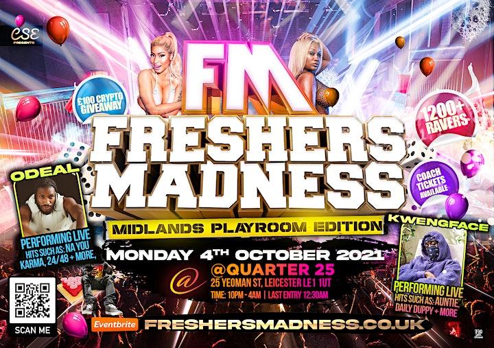 #FreshersMadness : Midlands Edition image